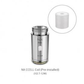Resistencia Vaporesso NX CCELL de 1,0Ω - 5 unidades
