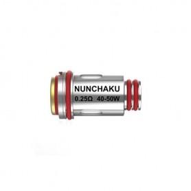 Uwell - Resistencia Nunchaku Tank de 0,25Ω