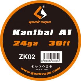 Geekvape - Hilo Kanthal A1 24ga  ~10m