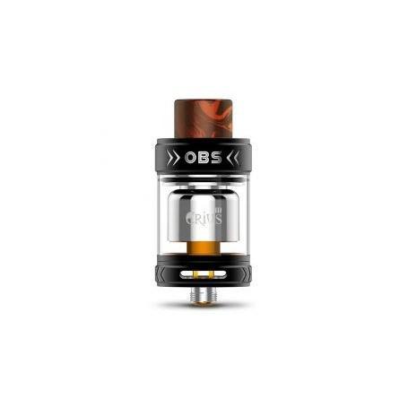 OBS - Crius II RTA Single coil - Negro