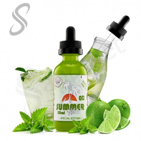 Sunset Mojito 50ml Special Edition - Dinner Lady