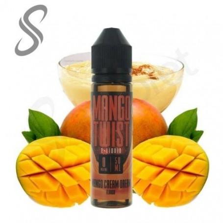 Mango Cream Dream 50ml - Twist E-Liquid