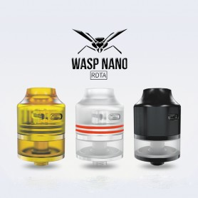 Oumier - Wasp Nano RDTA 22mm Varios Colores