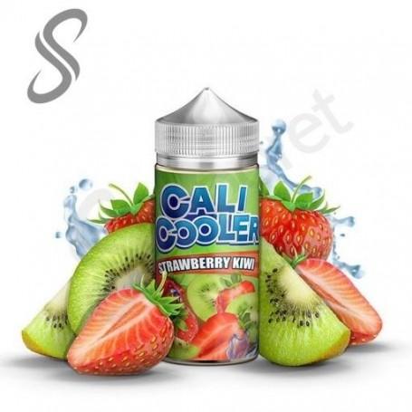Cali Cooler Strawberry Kiwi 100 ml - The Mamasan