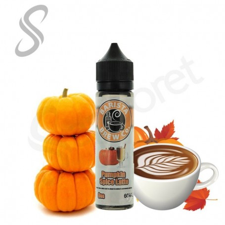 Pumpkin Spice Latte 50ml - Barista Brew Co.