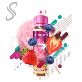 Love Berry 50ml - Ricco´s Vape