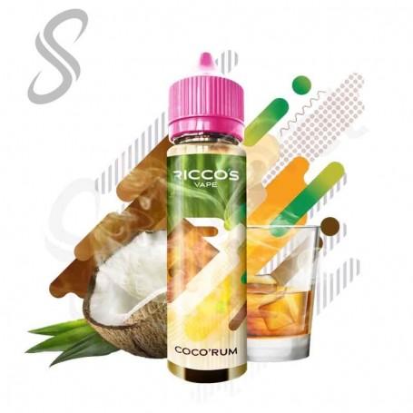 Coco'Rum 50ml - Ricco´s Vape