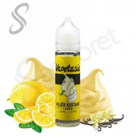 Killer Kustard Lemon 50ml - Vapetasia