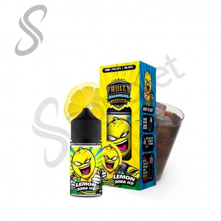 Aroma Lemon Soda Ice 30ml - Fruity Champions League