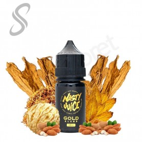 Aroma Gold Blend 30 ml - Nasty Juice