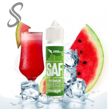 SAF Watermelon on Ice 50ml - Vape Airways