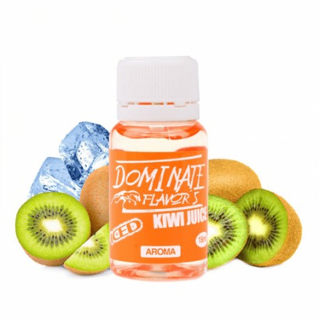 Dominate Flavor's - Aroma ICED Kiwi Juice