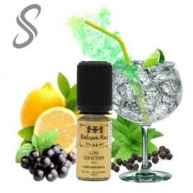Gin's Addiction Aroma 10ml - Halcyon Haze