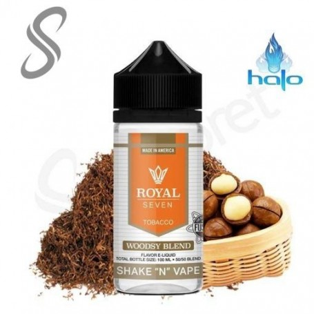 Woodsy Blend 50ml - Royal Seven By Halo
