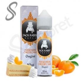 Mandarin Cheesecake 50ml TPD - Jack Rabbit Vapes
