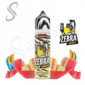 Fruitz Sweetz Rainbow Stripes 50ml - Zebra Juice
