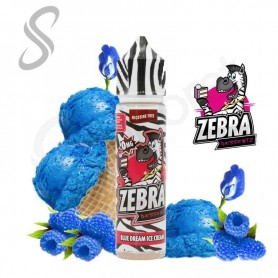 Dessertz Blue Dream Ice Cream 50ml TPD - Zebra Juice