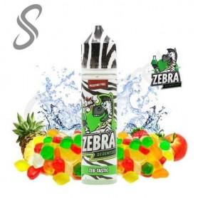 Scientist Zeb Tastic 50ml TPD - Zebra Juice