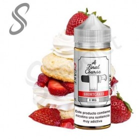 Shortcakes 100ml - A Final Course