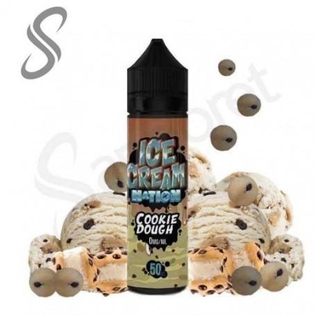Cookie Dough 50ml TPD - Ice Cream Nation