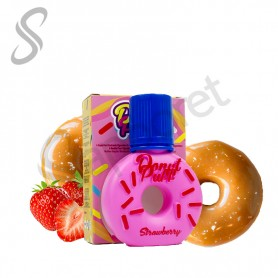 Fresa aroma - Donut Puff