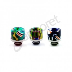 Drip Tip 510 Sailing SS Epoxy Resin
