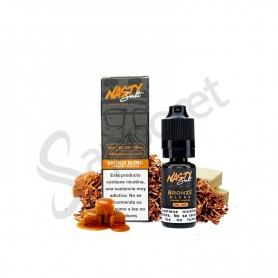 Bronze tobacco Salt 10mg - Nasty Juice