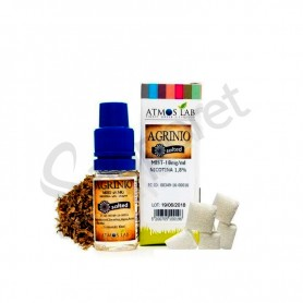 Agrinio salted mist - 10ml - 18mg - Atmos Lab
